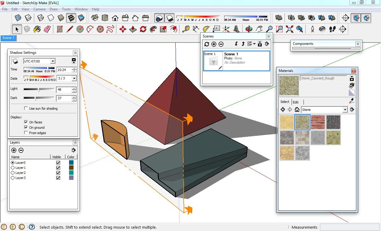 Comprar Sketchup Pro 2019 na soluções CAD